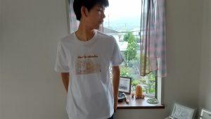 ぴっぴとちっちTシャツ